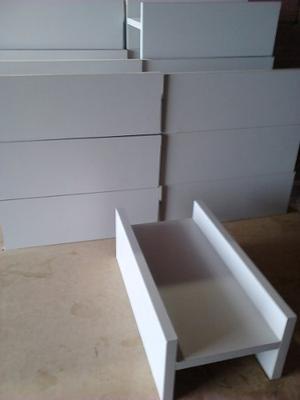 Porta Cpu Forrado En Formica, Medidas Y Colores A Convenir