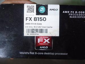Procesador Amd Fx  Black Edition