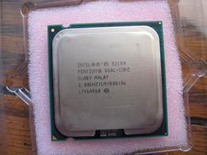 Procesador Pentium Dual Core Eghz 1m Cache