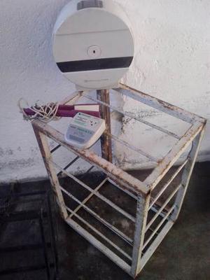 Protector De Hierro Aire Acondicionado