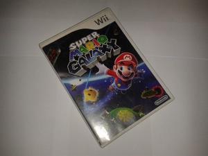 Super Mario Galaxy Original Wii