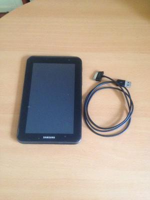 Tableta Samsung 7 Modelo Gt-p (pila Mala) Lea Bien