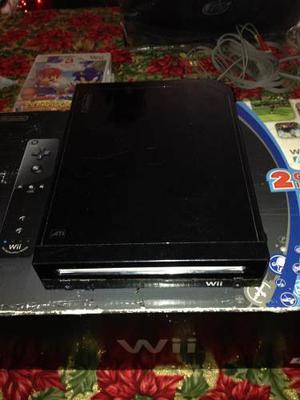 Vendo Nintendo Wii Sport Usado Con Dos Controles Y 4 Juegos