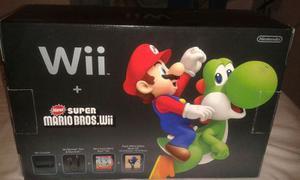 Wii Super Mario Bross Nuevo De Paquete