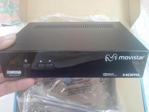 kit tv movistar HD