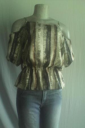 lindas blusas a la moda