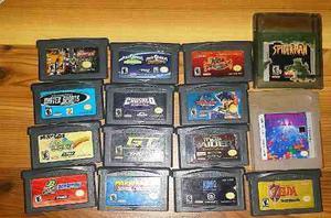 15 Juegos Game Boy Originales (Zelda, Etc)