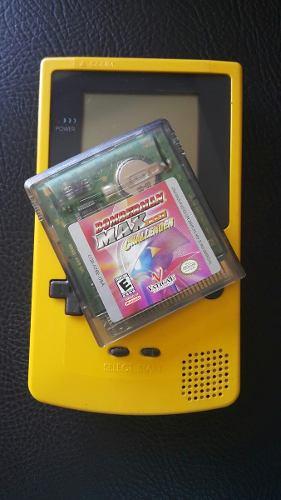 Bomberman Max Para Game Boy Color