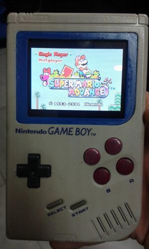 Game Boy Clasico Modificado-game Boy Color Advance