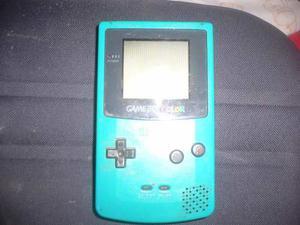 Game Boy Color Azul Usado