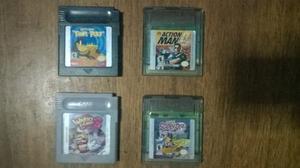 Juegos De Game Boy Color Varios Titulos