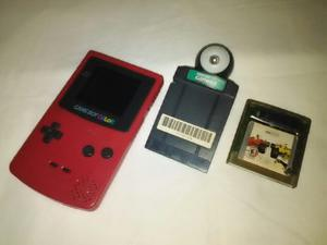 Remato Game Boy Color Con Camara