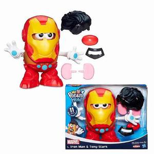 Sr Cara De Papa Iron Man & Tony Stark