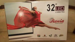Televisor Rania de 32 Pulgadas Nuevo