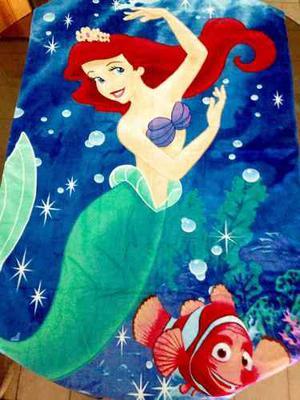 Toalla Disney De La Sirenita Ariel