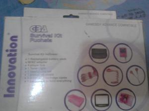 Venta Kit De Supervivencia Para Gameboy Advance