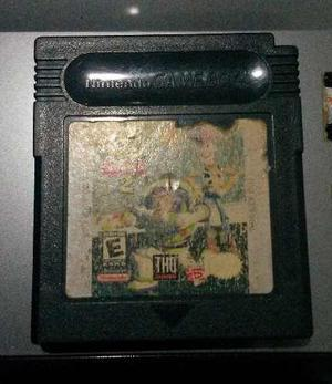 Video Juego Toy Story 2 Nintendo Game Boy Original