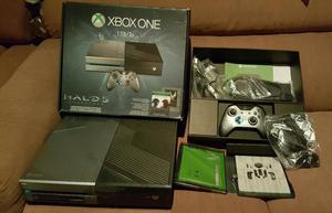 Xbox One, Edicion Especial Halo 5