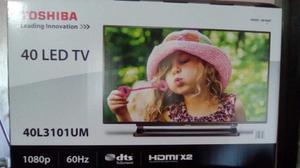A La Venta Tv Toshiba De 40 Pulgadas Modelo Nuevo