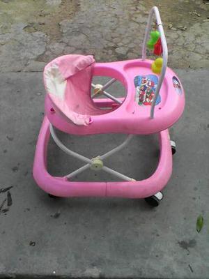 Andadera De Bebe (niña)