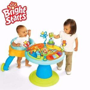 Andadera Para Bebé Bright Starts Giratoria 3 En 1