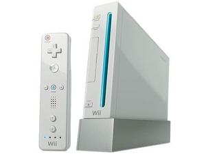 Nintendo Wii Con 2 Guitarras De Guitar Hero Wii Fiit