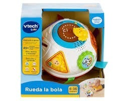 Rueda La Bola De Vtech Baby Para Bebes De 6 A 36 Meses
