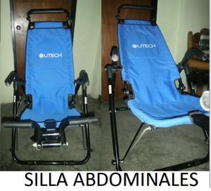 Silla Abdominales UTECH