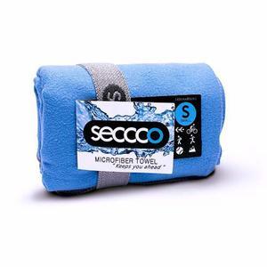 Toalla De Microfibra Seccco Talla S Azul Claro