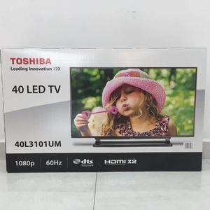 Tv Led Toshiba p Hdmi X2 40lum Nuevo