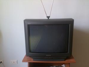 Tv Sony Trinitron 21 Pulgadas En Perfectas Condiciones