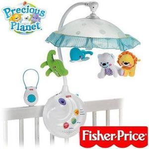 Vendo Movil Proyector 2 En 1 Fisher Price