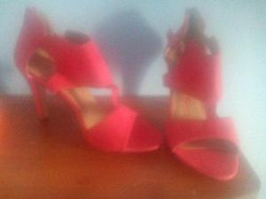 sandalia nello rossi