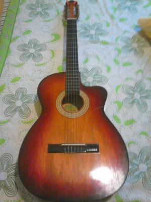 vendo mi guitarra completamente nueva sin detalles!