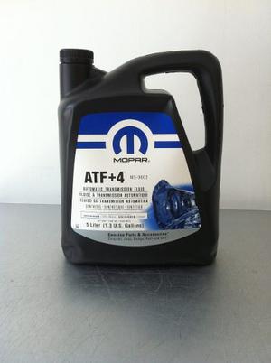 Aceite Atf+4 5 Litros Original Cajas Automatica Mopar Sp