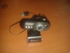 Camara Web Usb con Micrófono