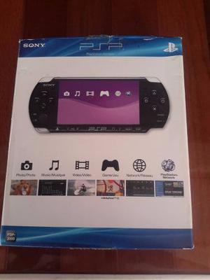 Nitento Sony Psp . Color Negro Totalmente Nuevo.