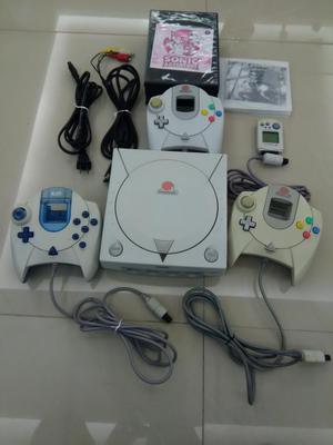 Sega Dreamcast en excelentes condiciones