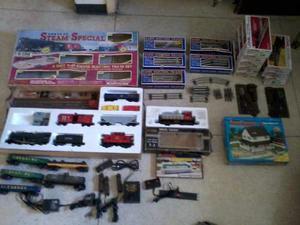 Tren Electrico De Coleccion K-line Santa Fe Steam Special