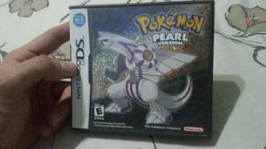 Caratula De Pokemon Perla Sin Juego