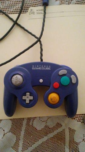 Control De Gamecube Excelnte Funcionamiento, Detalles De Uso