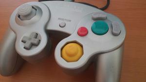 Control De Nintendo Gamecube Edición Plateada