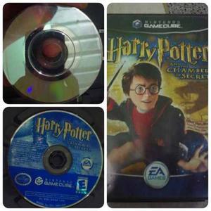 Harry Potter Y La Cámara De Los Secretos / Juego Game Cube
