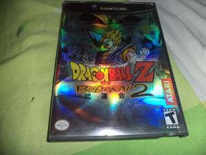 Juego De Gamecube Dragonball Z Budokai 2 Perfecto Estado.