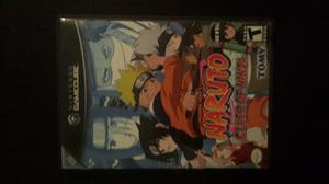 Juego De Gamecube Naruto Clash Of Ninja Original
