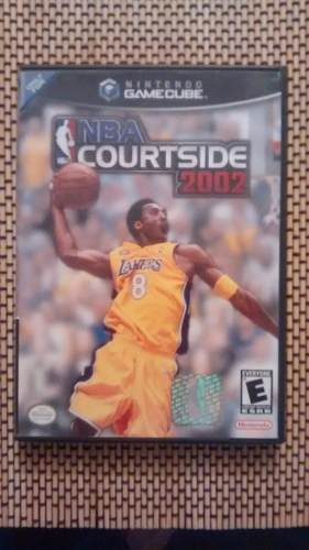 Juego Nintendo Gamecube Original Nba Courtside