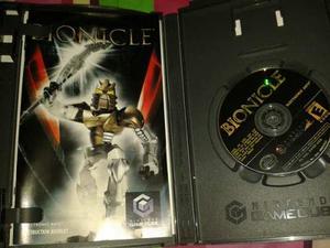 Juego Para Nintendo Gamecube Bionicle Compatible Con Wii