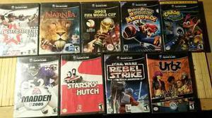 Juegos De Game Cube Originales