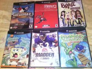 Juegos Gamecube Originales