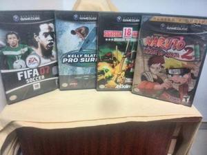 Juegos Originales De Nintendo Game Cube